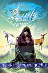 Lady of the Lake - Jennifer Wherrett
