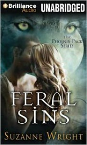 Feral Sins  - Suzanne  Wright