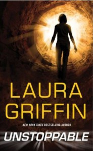 Unstoppable (Tracers, #2.5) - Laura Griffin