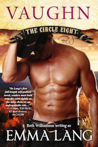 Vaughn (Circle Eight #4) - Emma Lang