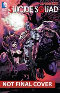 Suicide Squad, Vol. 4: Discipline and Punish - Ales Kot, Patrick Zircher