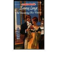 The Unwavering Miss Winslow - Emma Lange