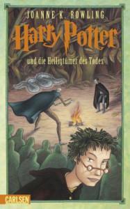 Harry Potter Und Die Heiligtmer Des Todes - J.K. Rowling