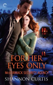 For Her Eyes Only - Shannon Curtis