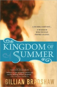 Kingdom of Summer (Down the Long Wind #2) - Gillian Bradshaw