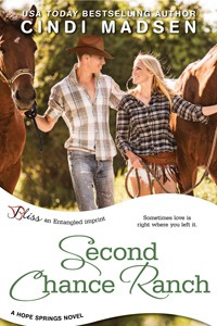 Second Chance Ranch - Cindi Madsen