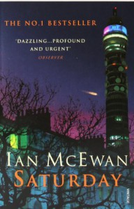 Saturday - Ian McEwan