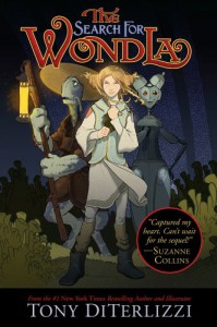 The Search for WondLa  - Tony DiTerlizzi