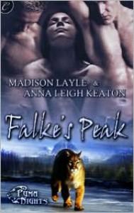 Falke's Peak  - Madison Layle, Anna Leigh Keaton