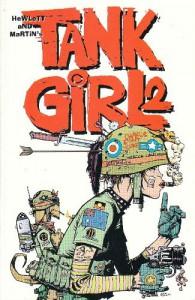 Tank Girl 2 - Alan Martin, Jamie Hewlett