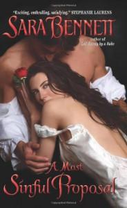 A Most Sinful Proposal - Sara Bennett