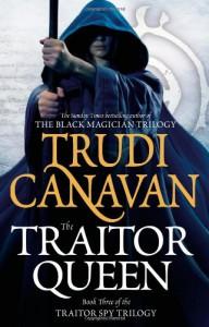 The Traitor Queen - Trudi Canavan