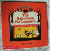 The Halloween Performance - Felicia Bond