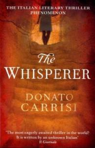 The Whisperer - Donato Carrisi