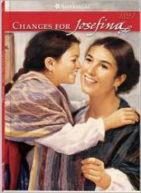 Changes for Josefina: A Winter Story - Valerie Tripp, Susan McAliley, Jean-Paul Tibbles