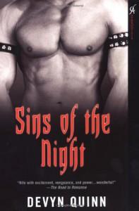 Sins Of The Night - Devyn Quinn