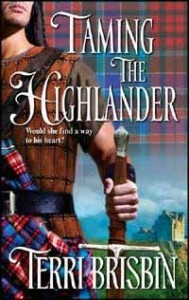 Taming the Highlander (The MacLerie, #1) - Terri Brisbin