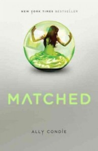(Matched) By Condie, Ally (Author) Hardcover on 30-Nov-2010 - Ally Condie