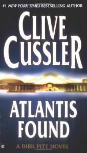 Atlantis Found (Dirk Pitt, #15) - Clive Cussler