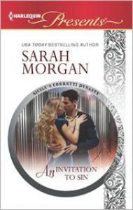 An Invitation to Sin - Sarah Morgan