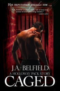 Caged - J.A. Belfield