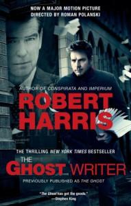 The Ghost Writer: A Novel - Robert Harris