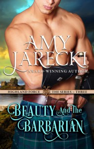 Beauty and the Barbarian - Amy Jarecki