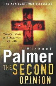 The Second Opinion - Michael Palmer