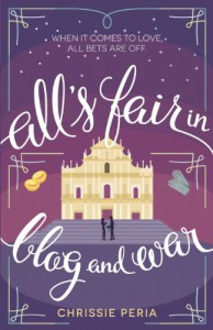 All's Fair in Blog and War - Chrissie Peria