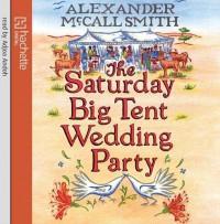 Saturday Big Tent Wedding Party - Adjoa Andoh, Alexander McCall Smith