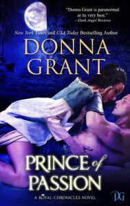 Prince of Passion - Donna Grant
