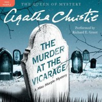 The Murder at the Vicarage (Audio) - Agatha Christie, Joan Hickson