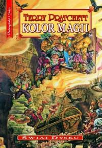 Kolor magii (Świat Dysku, #1) - Piotr W. Cholewa, Terry Pratchett