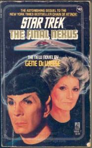 The Final Nexus (Star Trek, No 43) - Gene DeWeese