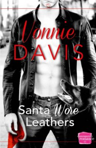 Santa Wore Leathers - Vonnie Davis