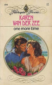 One More Time - Karen van der Zee