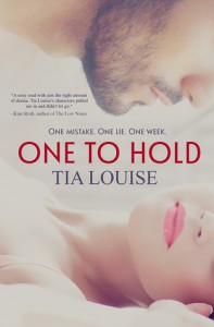 One to Hold - Tia Louise