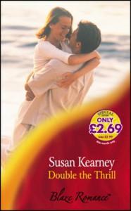 Double The Thrill (Blaze) - Susan Kearney