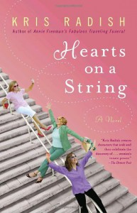 Hearts on a String - Kris Radish