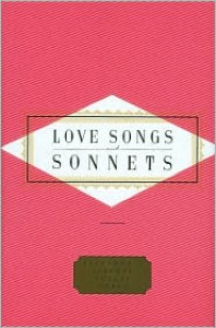 Love Songs And Sonnets - Peter Washington