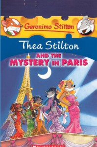 Thea Stilton And The Mystery In Paris  - Thea Stilton