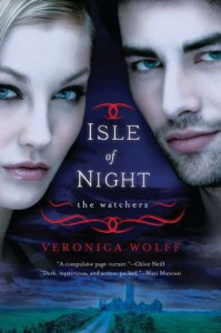 Isle of Night: The Watchers - Veronica Wolff