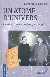 Un atome d'univers - Dominique Lambert