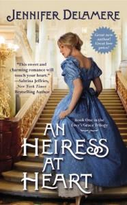 An Heiress at Heart - Jennifer Delamere