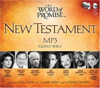 Holy Bible: Word of Promise New Testament - Anonymous