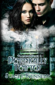 Demonically Tempted - Stacey Kennedy