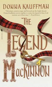 The Legend MacKinnon - Donna Kauffman