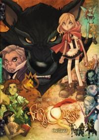 Fairy Quest: Outlaws (Fairy Quest, #1) - Paul Jenkins, Humberto Ramos, Leonardo Olea
