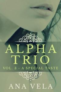 A Special Taste - Ana Vela