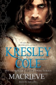MacRieve (Immortals After Dark, #13) - Kresley Cole